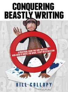 Conquering Beastly Writing cover